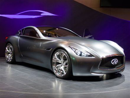 Luxury Cars: Infinit
