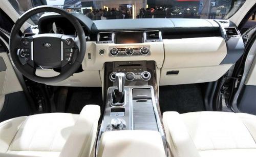 Land Rover Lr4 Luxury Sport Utility Vehicle Suv