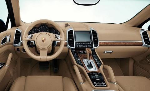 Porsche Cayenne Interior 2011. 2011 Porsche Cayenne