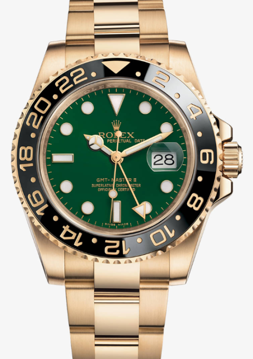 Rolex-GMT-Master-II-oyster-yellow-gold-LuxuryDiscovery.com_