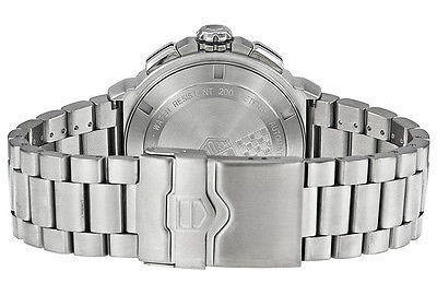 Tag-Heuer-Formula-1-Grey-Dial-Stainless-Steel-Mens-Watch-clasp-back-view-CAU2010.BA0874-LuxuryDiscovery.com_