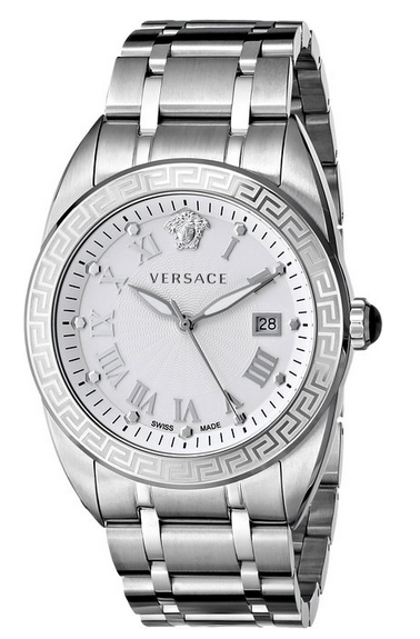 Versace-VFE040013-V-Spirit-Analog-Display-Quartz-Silver-Watch